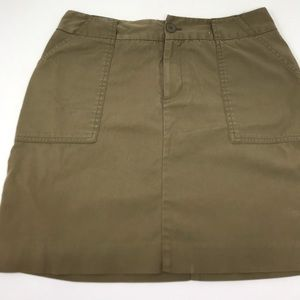 Missing Army Green Skirt 10